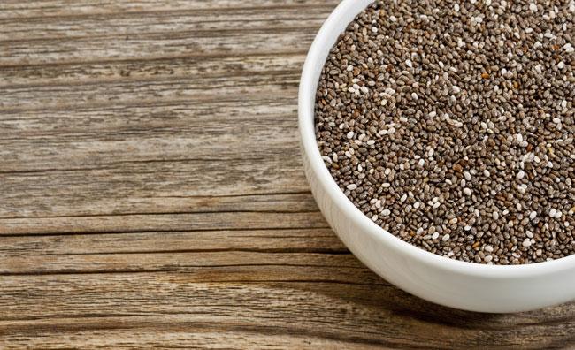Un cucchiaio di semi di chia al dì per dimagrire