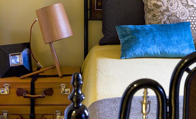 Un soggiorno nel design: RossoSegnale