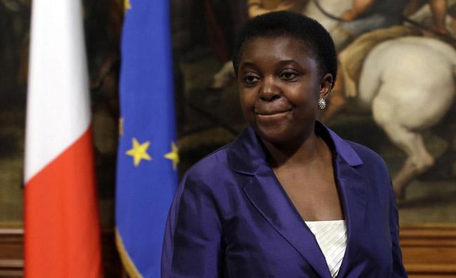 Cécile Kyenge, una super donna in Parlamento