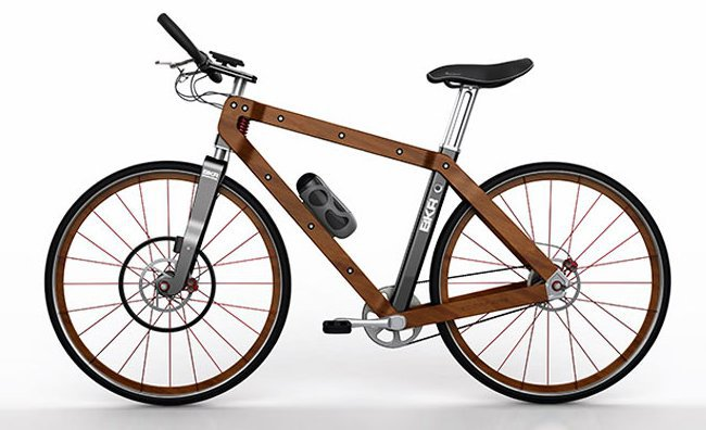 BKR bici in legno