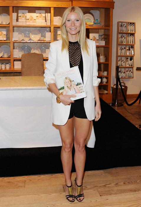 Lo stile di Gwyneth Paltrow