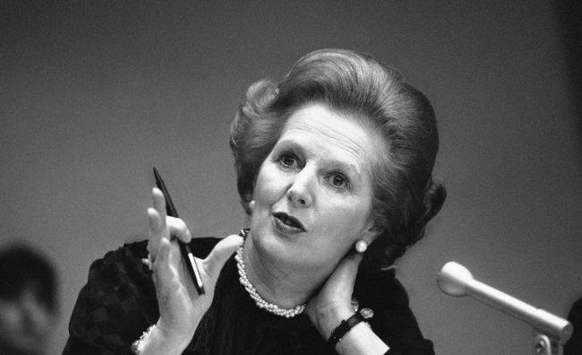Margaret Thatcher VSP