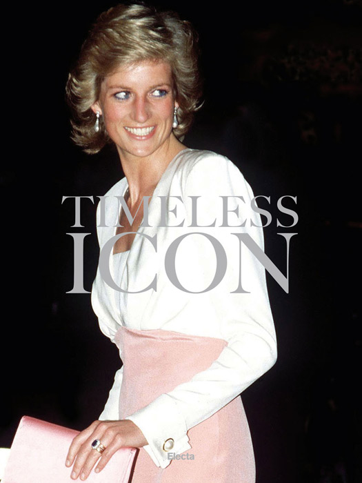 lady d timeless icon