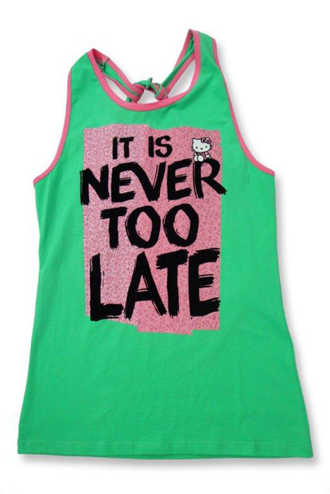 T-shirt Pynkiss per Hello Kitty