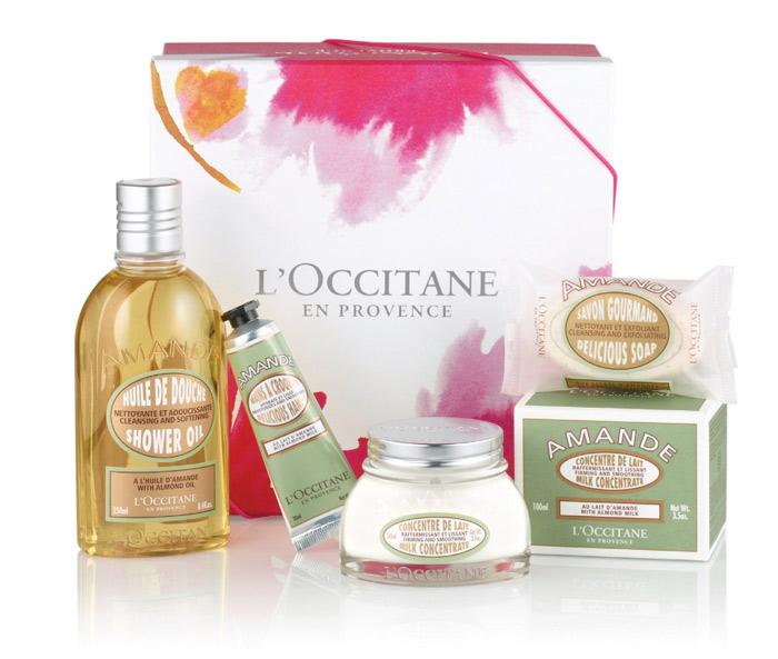 Cofanetto di L'occitane en Provence