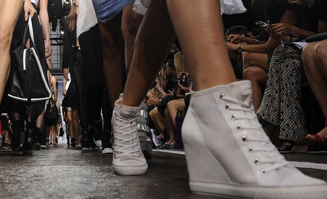 10 scarpe da sfilata e le gemelle cheap
