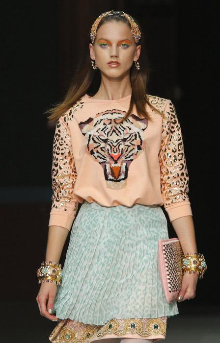 Questa moda è una giungla