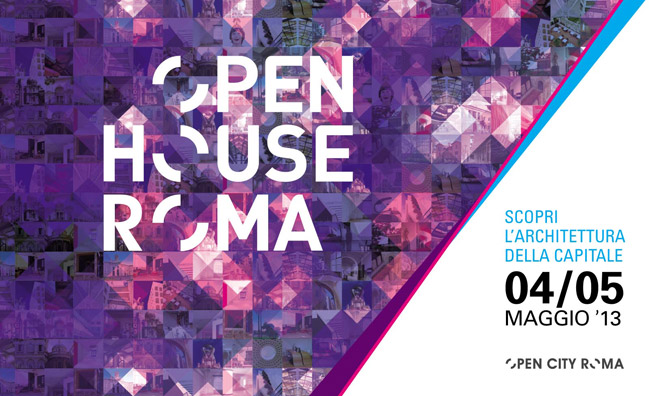 Open House, edifici di design si aprono a Roma