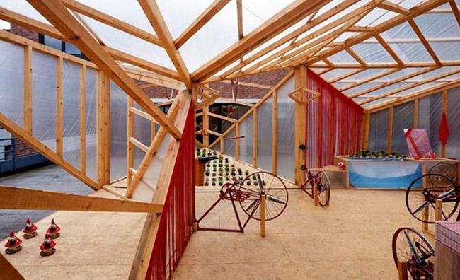Fitness per la casa ecologica: JF Kit House