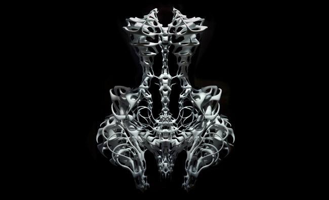 La moda 3D di Iris Van Herpen in mostra