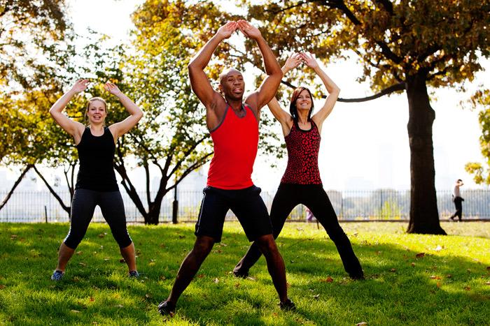 Perdere peso in sette minuti di esercizi