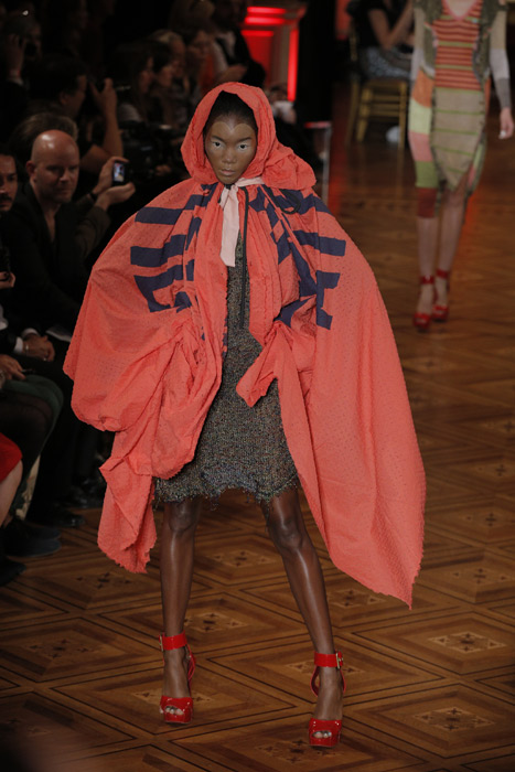 Maxi poncho Vivienne Westwood