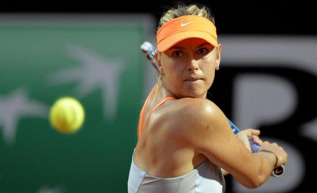Maria Sharapova, la grinta è oro