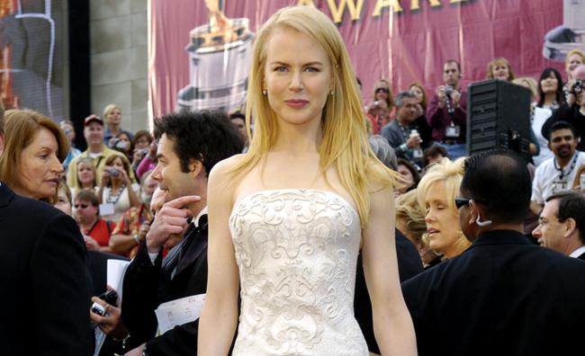 Nicole Kidman: 46 anni di splendore