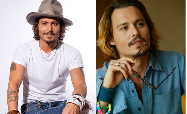 I 50 anni di Johnny Depp