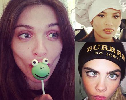 modelle smorfie instagram
