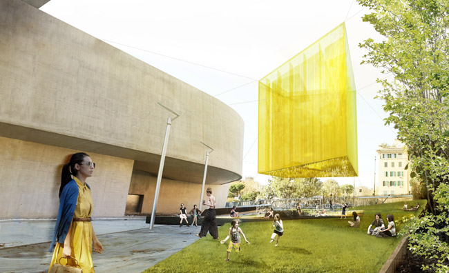 I giovani architetti in mostra al MAXXI