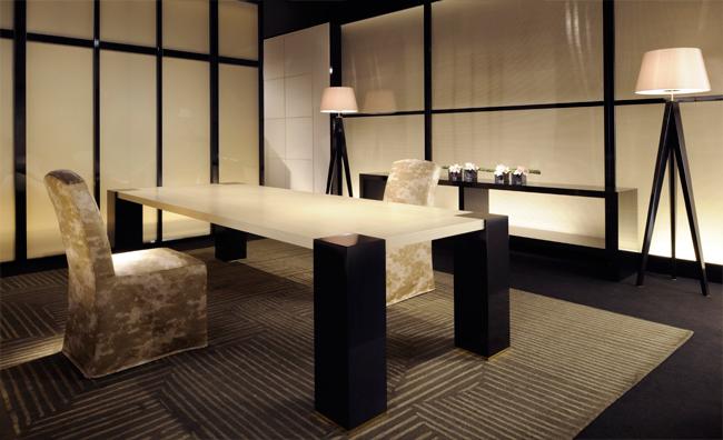 Armani, a San Paolo il re dell'Interior Design