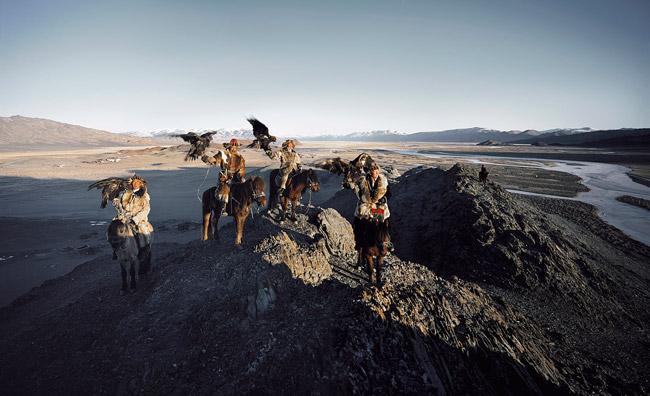 Immagini dalle ultime tribù nel mondo