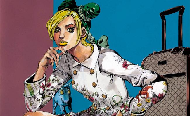 Manga e moda: Gucci e Araki di nuovo insieme