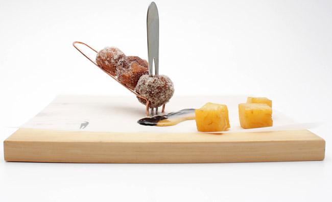 Pinch Food Design, tradizione e avanguardia