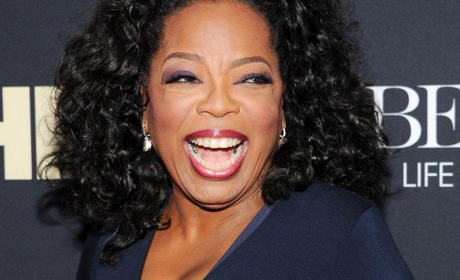 Oprah Winfrey, icona curvy e personaggio del 2013