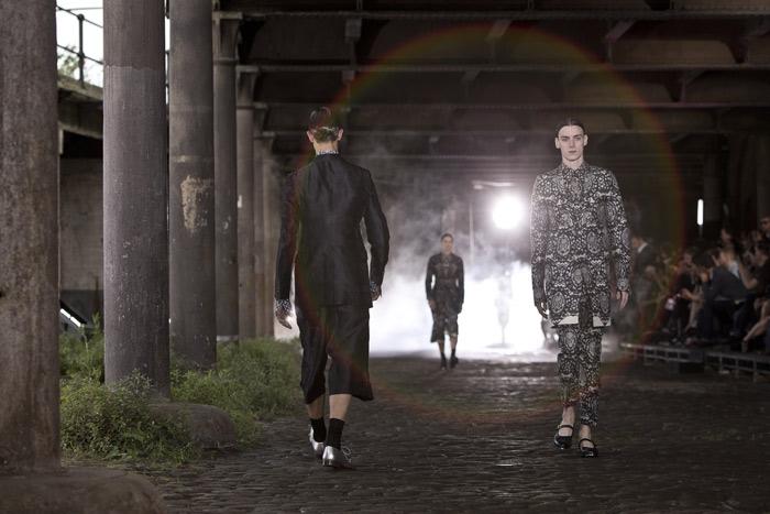 A Londra sfila la moda uomo