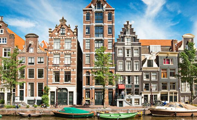Amsterdam, la regina degli hotel di design