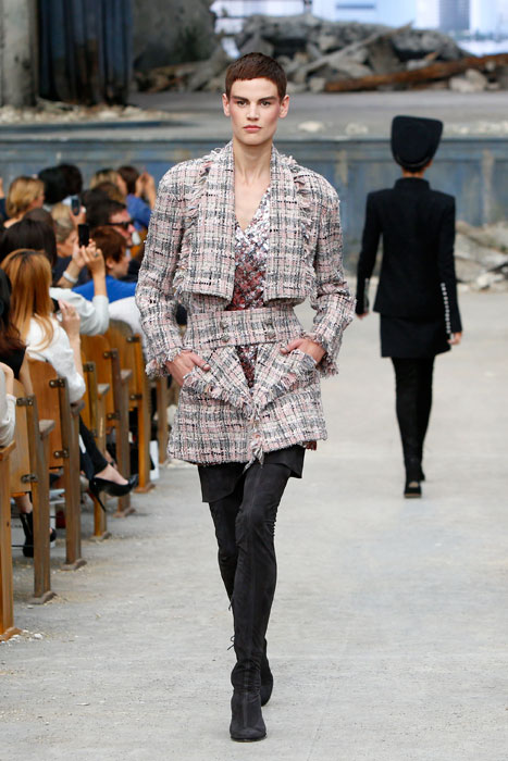 Tailleur Chanel