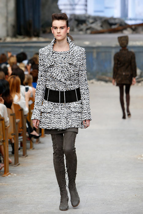 Cappotto Chanel