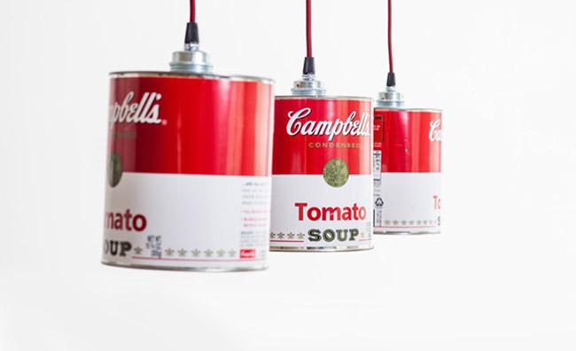Dal riuso creativo nascono lampade di design