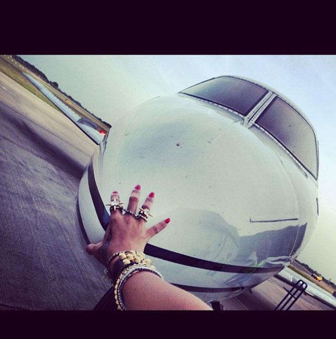 Rihanna su Instagram