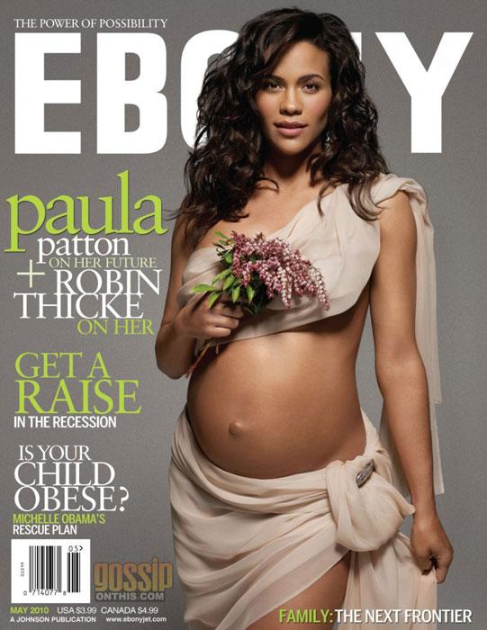 Paula Patton incinta