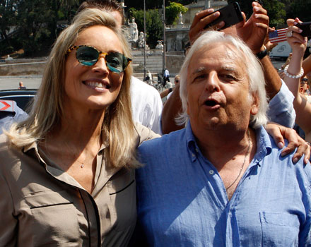Sharon Stone e Pupi Avati