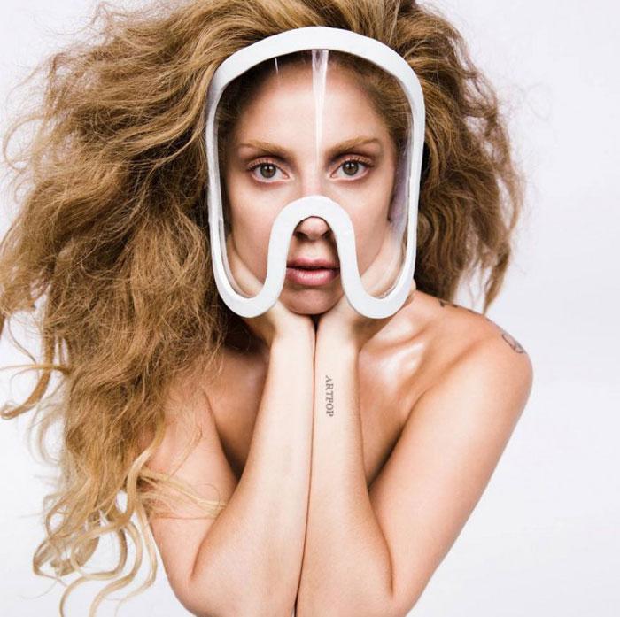 Lady Gaga nuda su Instagram