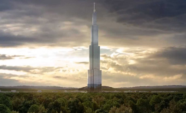 Sky City, il nuovo grattacielo più alto del mondo