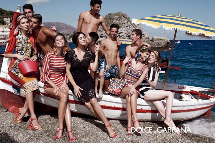 Campagna Dolce & Gabbana