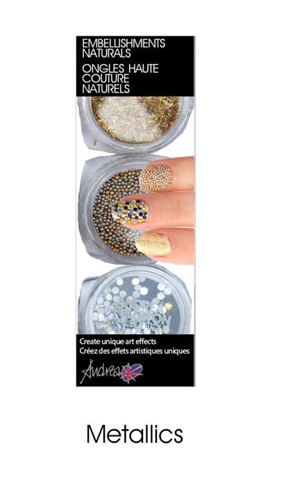 Nail Glitter Pens Andrea Fuelrton