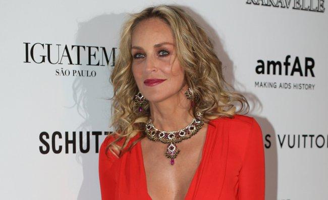 Sharon Stone, viaggio in Italia e nello stile