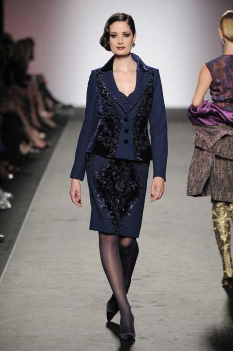 Tailleur Curiel Couture