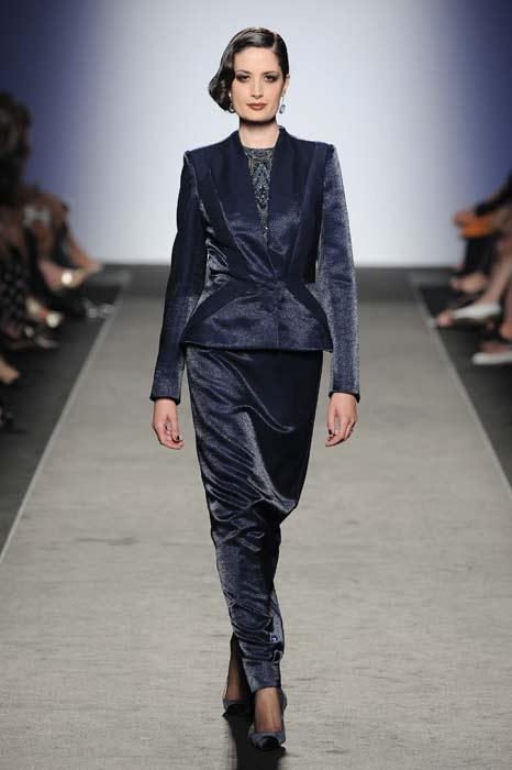 Giacca e pantaloni Curiel Couture