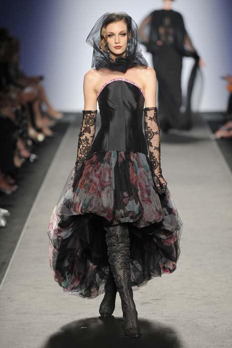 Abito Curiel Couture