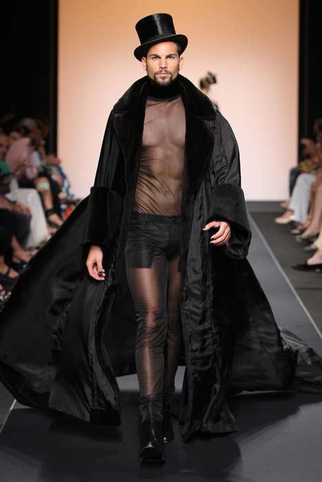 Cappotto uomo Jean Paul Gaultier