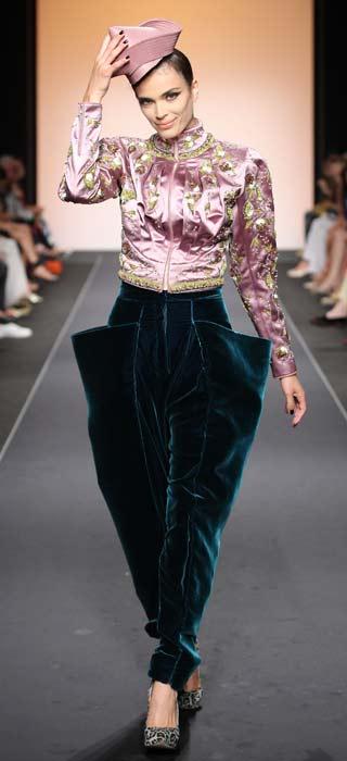 Pantalone e giacca Jean Paul Gaultier
