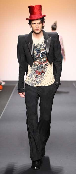 Completo maschile Jean Paul Gaultier