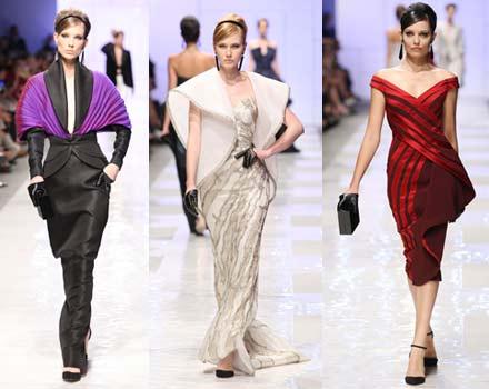 Sfilata Sarli Couture