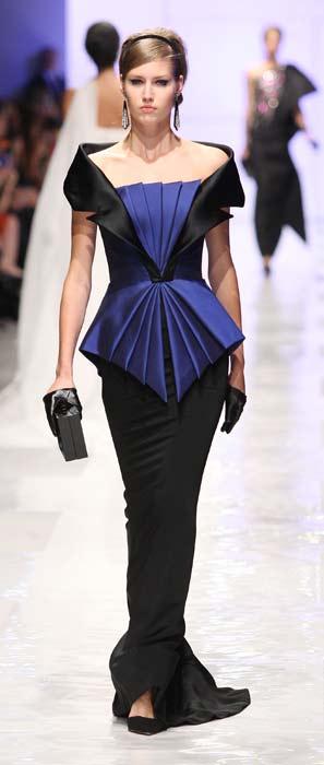 Abito Sarli Couture