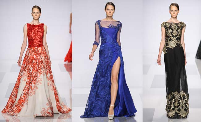 Tony Ward: un red carpet in passerella