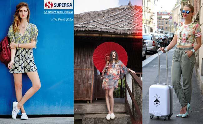 La tua valigia in stile fashion blogger