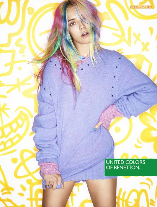 Campagna Benetton